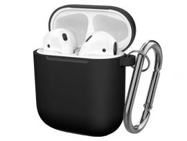 Case Soft touch AirPods (18) black
