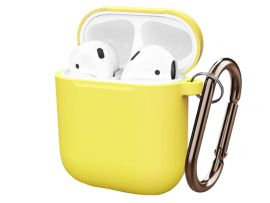 Case Soft touch AirPods (32/37) limonade