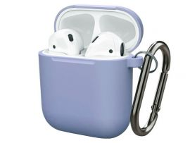 Case Soft touch AirPods (46) ocean blue