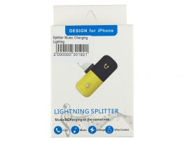 Splitter Music Charging Lighting