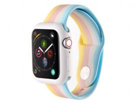 Apple Watch Colorfull 42/44mm blue/yellow