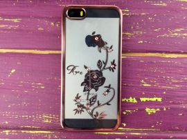 Beckberg Breathe iPhone 5 rose