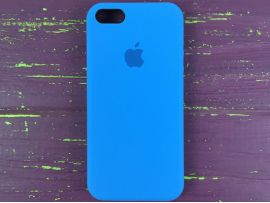 Case soft touch iP5 (03) tahoe blue