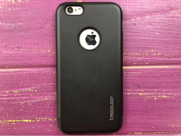 Caseology iPhone 6/6S black