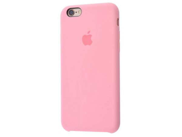 Чехол Case soft touch iP6+ (12) pink