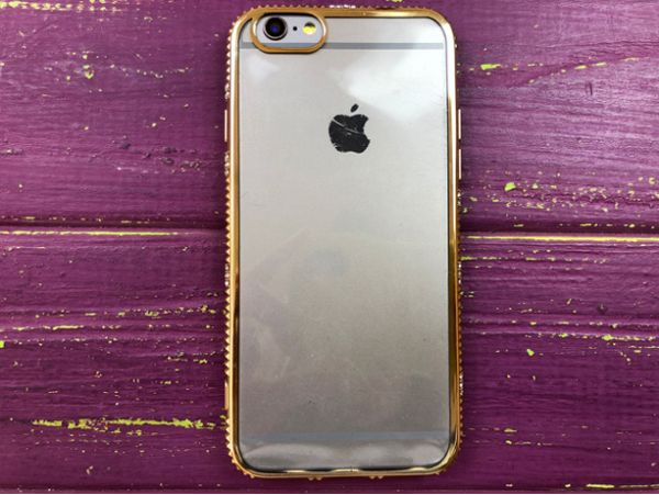 Шипы Любви gold  iPhone 6