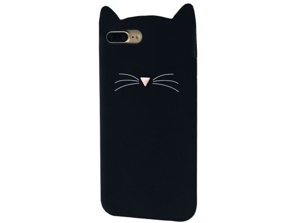 Чехол 3D CAT'S iPhone 7+/8+ Black