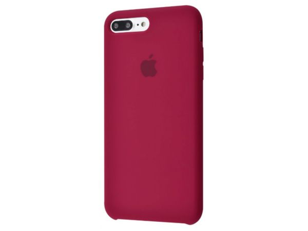 Чехол Case soft touch iP7+/8+ (36) rose-red