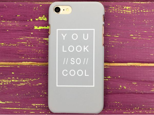Чехол Case So Cool iPhone 7