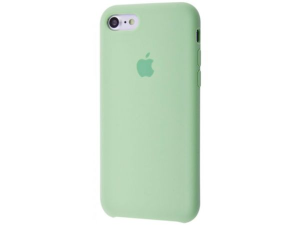 Case soft touch iP7/8/SE 2 (01) green