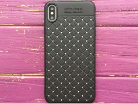 Autofocus DIAMOND iPhone X/Xs Black