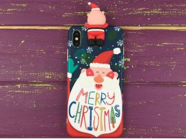 3D Dream iPhone X/Xs Santa