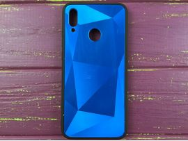 TPU+Glass Prizma Huawei P Smart(19) Blue
