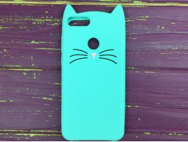3D CAT'S Huawei P Smart Mint