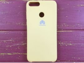 Copy Original Huawei P Smart dark yellow