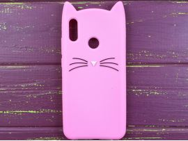3D CAT'S Huawei P Smart(19) Pink