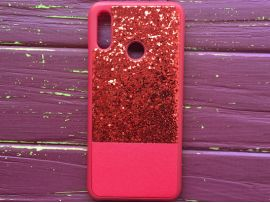Case Leather+Shining P Smart(19) Red
