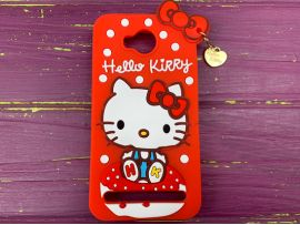 3D Hello Kitty Huawei Y3-2 red