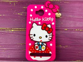 3D Hello Kitty Huawei Y3-2 pink