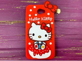3D Hello Kitty Huawei Y5-2 red