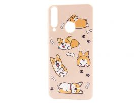 WAVE Fancy Huawei Y6P (20) corgi/pudra