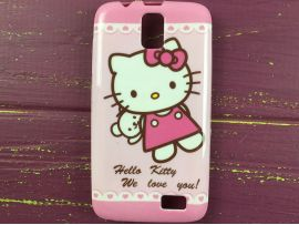 Hello Kitty Lenovo A328 pink