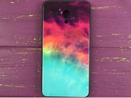 TPU+Glass Meizu M5s Sea Space