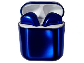 Air Pods JY-01 glossy Blue