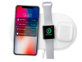 Wireless Charger AirPower 3 in 1 white