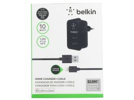 СЗУ 2USB BELKIN+USB Cable iP5