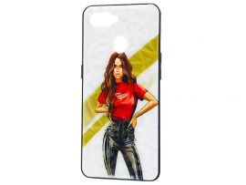 Prisma Ladies Oppo A12 Girl Red