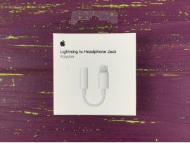 Lightning to 3.5 mm Jack ORIGINAL