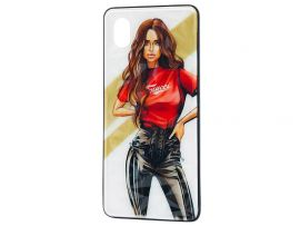 Prisma Ladies Samsung A01 Core Girl Red