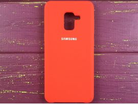 Copy Original Samsung A8 (18) red