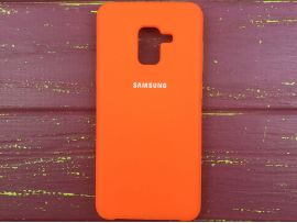 Copy Original Samsung A8 (18) orange
