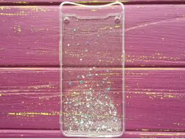 Силикон Diamond Samsung A80 clear