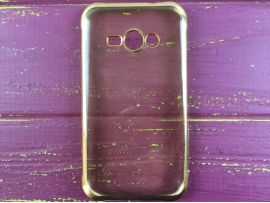 Electroplating gold Samsung J110/J1ace