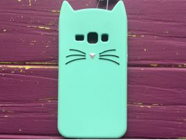 3D CAT'S Samsung J120 Mint