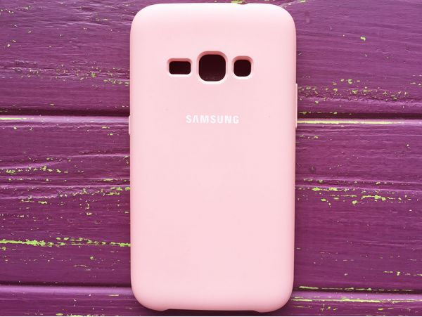 Чехол Copy Original Samsung J120 pink