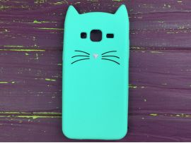 3D CAT'S Samsung J3/J310 Mint