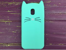 3D CAT'S Samsung J330 Mint