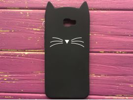 3D CAT'S Samsung J4+ (18) Black
