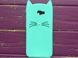 3D CAT'S Samsung J4+ (18) Mint