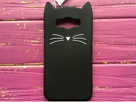 3D CAT'S Samsung J710 Black