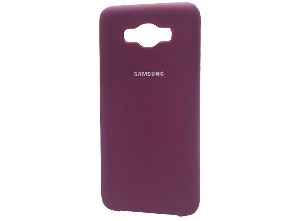 Чехол Copy Original Samsung J710 purple