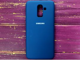 Copy Original Samsung J8 (18) dark blue