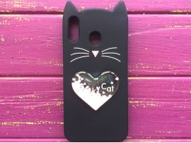 3D CAT'S Love Samsung M20 Black