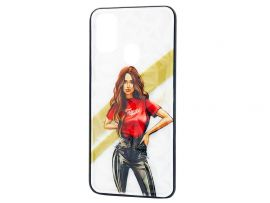 Prisma Ladies Oppo A53 Girl Red