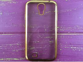 Electroplating gold Samsung S4