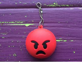 USB Flash 16Gb Smile Anger